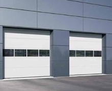 Marathon Commercial Garage Doors